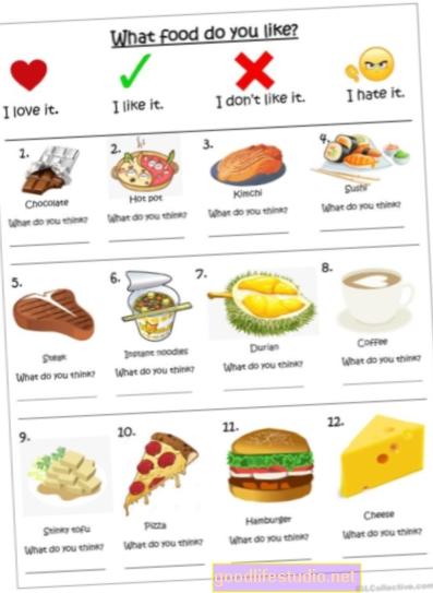 Cómo los gustos y disgustos de la comida afectan nuestras conductas alimentarias