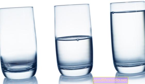 Cik pilna ir jūsu glāze?