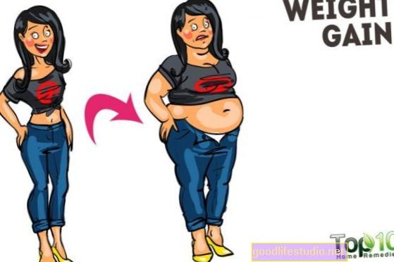 Come il mio aumento di peso ha contribuito all'alimentazione disordinata di mio figlio