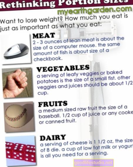 Jak velikost porce a věnování pozornosti ovlivňují vaše stravovací chování