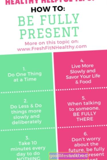 Cómo estar presente en el momento (y por qué es tan importante)