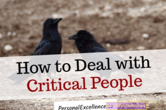 Как да се справим с критични хора