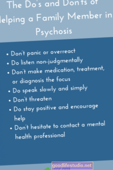 Bagaimana Mengatasi Psikosis Momen yang Berlaku