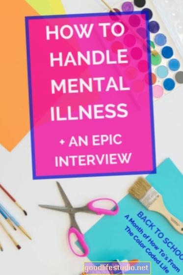 Come gestire la malattia mentale con tuo figlio e nella tua famiglia