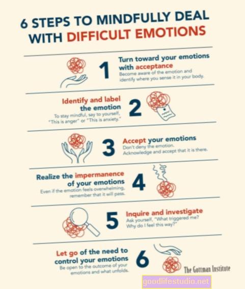 Cómo manejar los sentimientos abrumadores