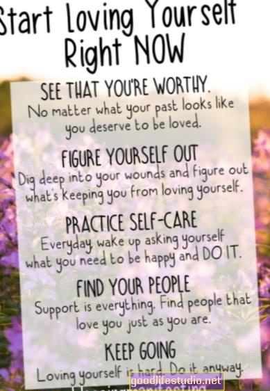 Cómo empezar a amarte a ti mismo