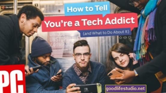 Come capire quando la tecnologia peggiora l'ansia