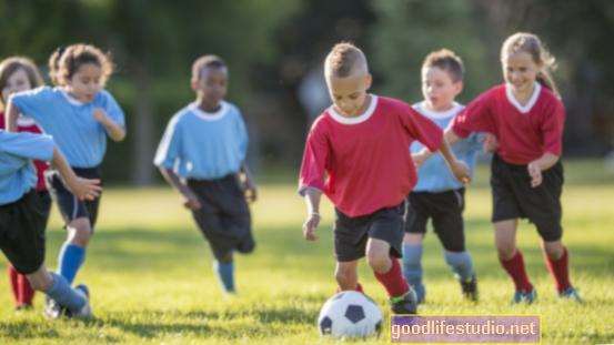 Hogyan segíthet az ifjúsági sport minden gyerek árnyékában - egy életen át