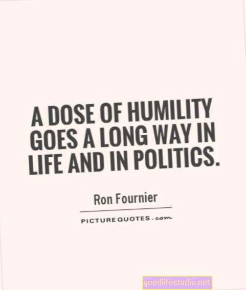 L'umiltà va molto lontano in una relazione