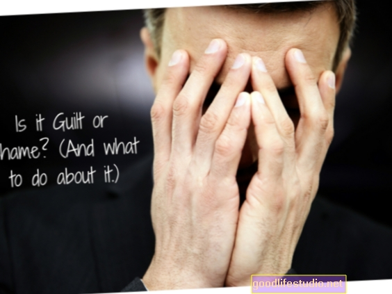 ¿Es culpa o vergüenza?