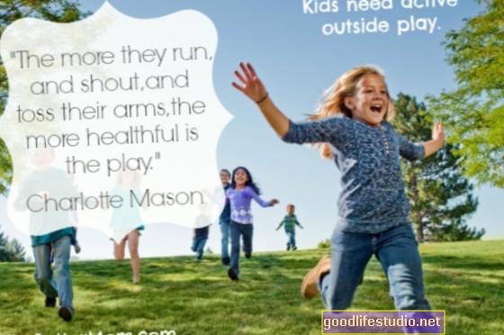 I bambini devono uscire