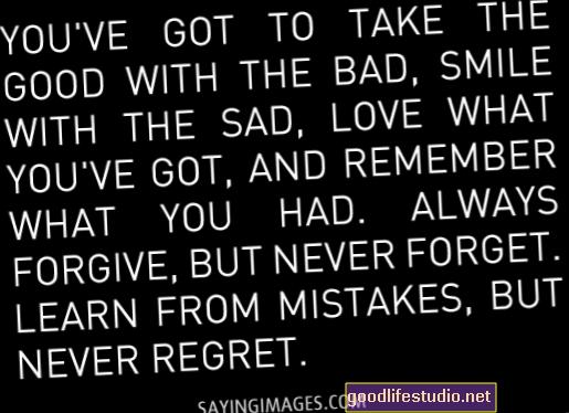 Mokykitės iš savo apgailestavimo