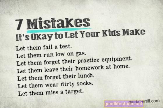 Deje que sus hijos sean niños