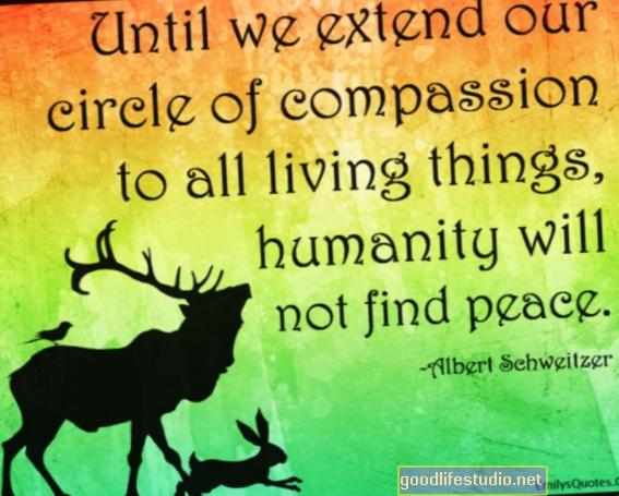 Žít soucitný život