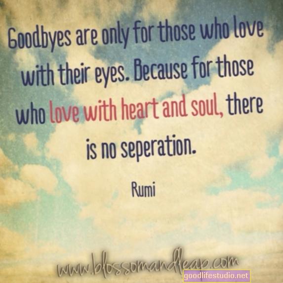 愛、悲しみ、感謝:最初の年の損失の反映