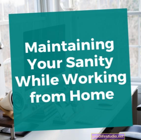 Zachování rozumu při práci doma s dětmi