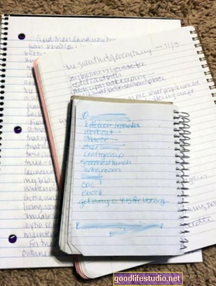 Fai una lista, aumenta la tua felicità?