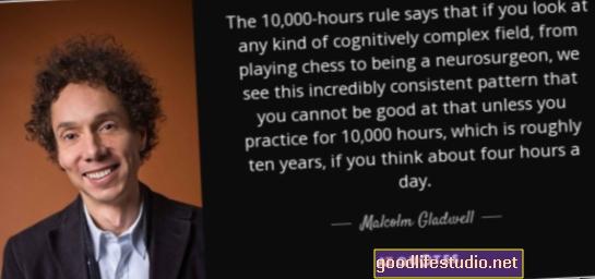 Pravilo Malcolma Gladwella od 10.000 sati dokazano je krevet
