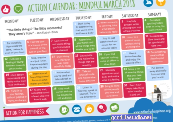 """""""Mindfulness in Action"""""""