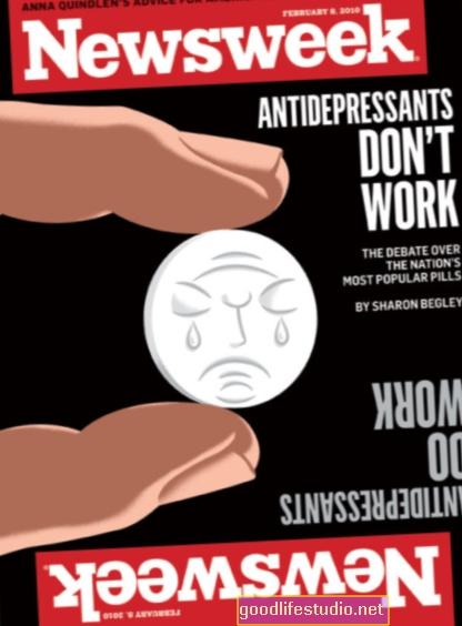 Newsweek: ¿Funcionan los antidepresivos? Para muchas personas, ¡SÍ!