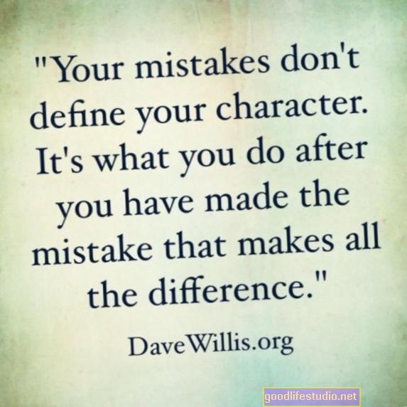 Un errore non ti definisce