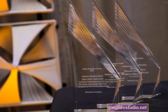 Premios de periodismo de salud mental en línea: 2009
