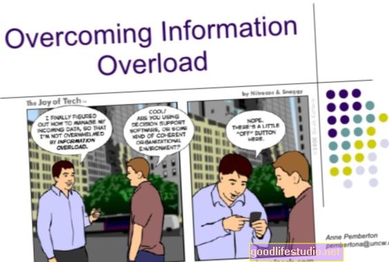 Prevladavanje preopterećenja informacijama