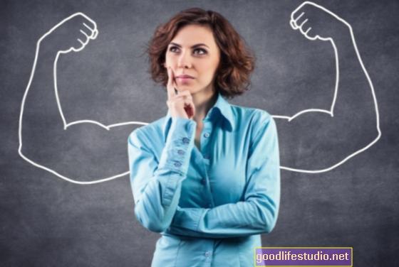 Possiedi la tua forza: trovare potere nell'impotenza