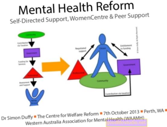El apoyo de pares para las enfermedades mentales ayuda, ofrece esperanza