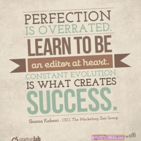 Савршенство је прецењено