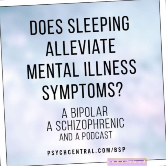 Podcast: ¿Dormir alivia los síntomas de las enfermedades mentales?