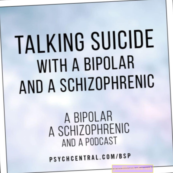 Podcast: Sprechen mit einem Schizophrenen vor und nach täglichen Medikamenten