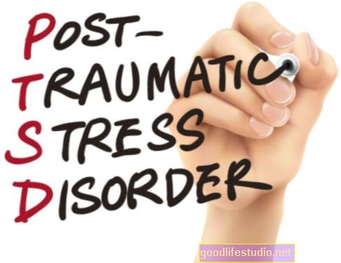 Trastorno de estrés postraumático en niños