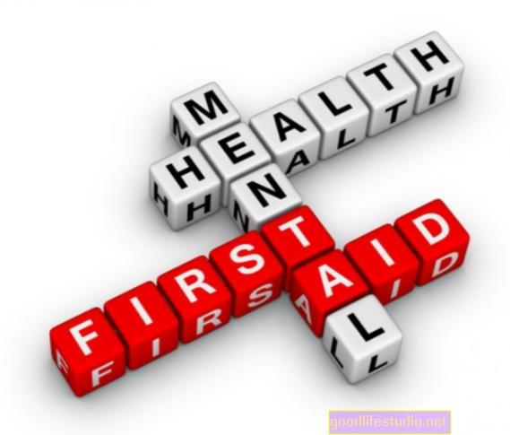 Pertolongan Cemas Psikologi untuk Kesihatan Mental: Hari Kesihatan Mental Sedunia