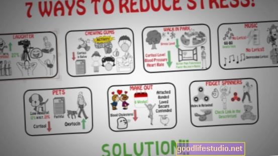 Reduzca el estrés con esta simple estrategia