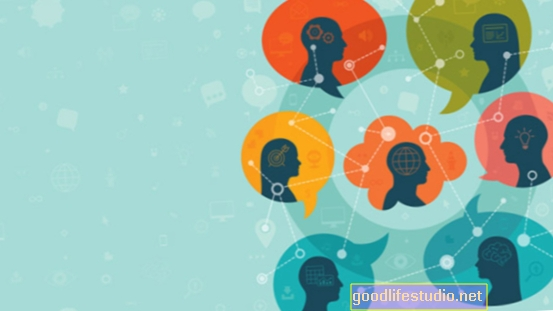 Compartiendo conocimientos sobre sus problemas de salud mental