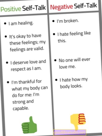 Signos de baja autoestima