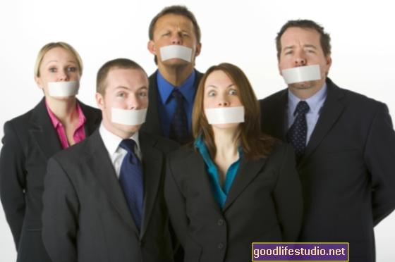 Silenciar el pensamiento grupal en su organización