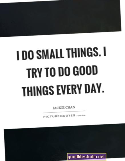 Perkara Kecil Yang Saya Lakukan Setiap Hari untuk Menguruskan Kemurungan Saya