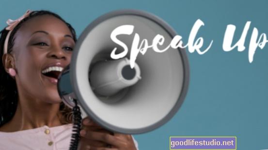 Parla a favore delle donne che soffrono di disturbi dell'umore perinatali