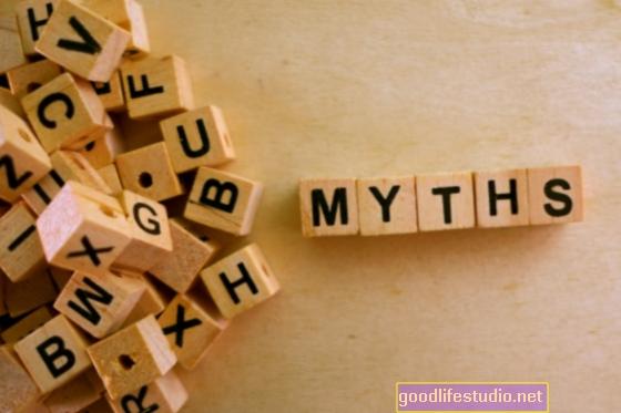 I più grandi miti sulla terapia