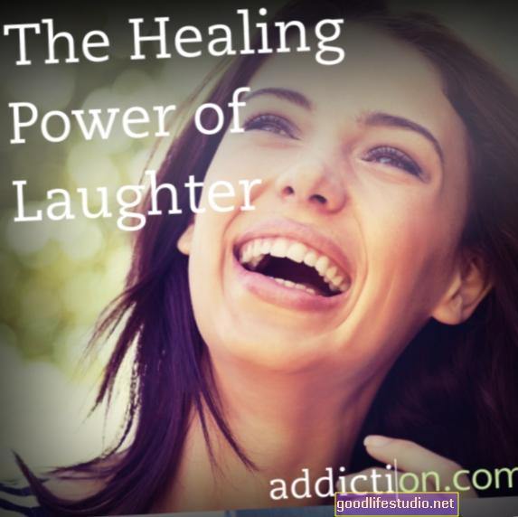 Kekuatan Penyembuhan Ketawa