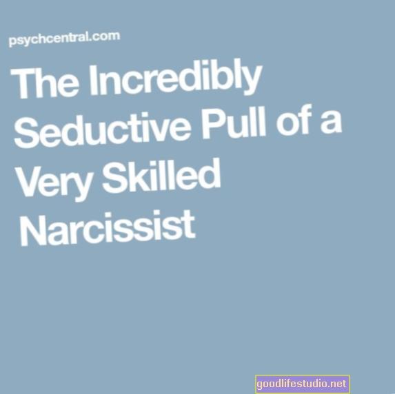 La atracción increíblemente seductora de un narcisista muy hábil