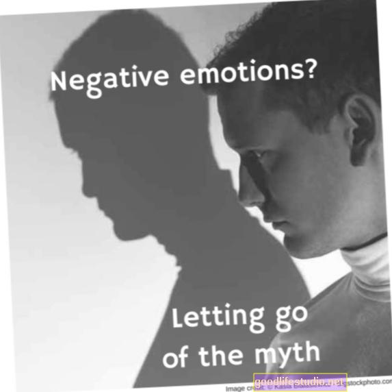 Mýtus o negativních emocích