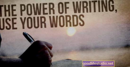 Parašyto žodžio galia: Gydymas rašant žurnalą
