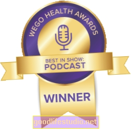 """Psych Central Show Podcast"" yra WEGO sveikatos apdovanojimų laureatas"