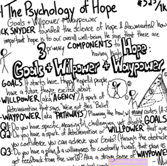 Psychologie naděje