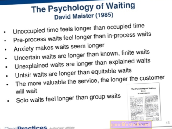 La psicología de la espera: 8 factores que hacen que la espera parezca más larga