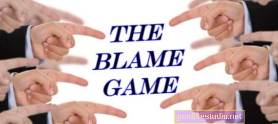 Hra sebeobviňování: Překážka změny
