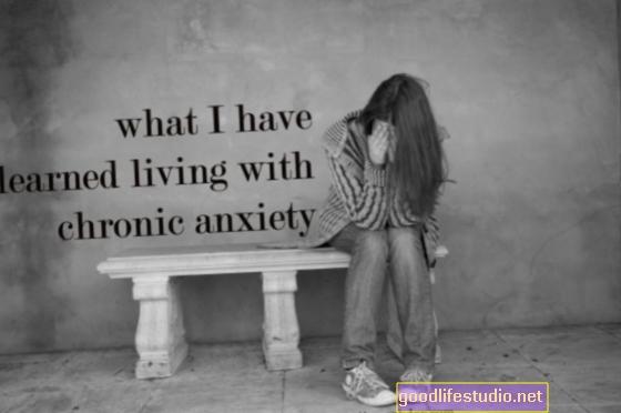 Para lidiar con la preocupación crónica, no intente deshacerse de ella
